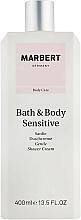 Parfums et Produits cosmétiques Crème de douche apisante pour peaux sensibles - Marbert Bath & Body Sensitive Gentle Shower Cream