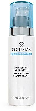 Hydro-lotion éclaircissante à l'extrait d'orange et concombre pour visage - Collistar Special Essential White HP Whitening Hydro-Lotion — Photo N1