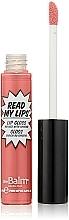 Parfums et Produits cosmétiques Gloss enrichi au ginseng - theBalm Pretty Smart Lip Gloss