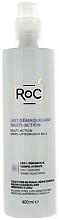 Parfums et Produits cosmétiques Lait démaquillant au panthénol - Roc Multi Action Make-Up Remover Milk