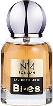 Parfums et Produits cosmétiques Bi-es No 4 - Eau de Toilette pour Homme
