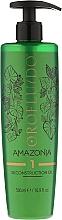Parfums et Produits cosmétiques Huile réparatrice pour cheveux, avec rinçage - Orofluido Amazonia 1 Step Reconstruction Oil