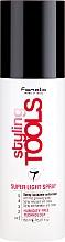 Parfums et Produits cosmétiques Spray reluisant anti crepu pour cheveux - Fanola Tools Super Light Spray