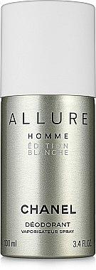Chanel Allure Homme Edition Blanche - Déodorant spray parfumé — Photo N1