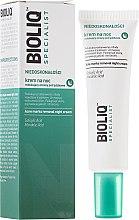 Parfums et Produits cosmétiques Crème de nuit aux acides salicylique et mandélique - Bioliq Specialist Acne Marks Removal Night Cream