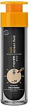Parfums et Produits cosmétiques Fluide pour visage - Frezyderm Ac-Norm Active Sun Screen Tinted Fluid Spf50+