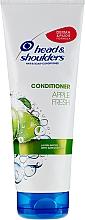 Parfums et Produits cosmétiques Après-shampooing anti-pelliculaire aux antioxydants - Head & Shoulders Apple Fresh