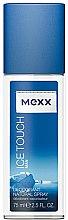 Parfums et Produits cosmétiques Mexx Ice Touch Man - Déodorant avec vaporisateur pour corps