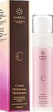 Parfums et Produits cosmétiques Crème éclaircissante à l'huile d'amande douce pour visage - Karicia Heather Illuminating Cream