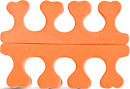 Parfums et Produits cosmétiques Séparateur d'orteils, 2562, orange - Donegal