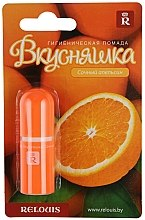 Parfums et Produits cosmétiques Rouge à lèvres hygiénique à l'arôme d'orange - Relouis