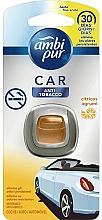 Parfums et Produits cosmétiques Désodorisant anti-tabac pour voiture, Agrumes - Ambi Pur