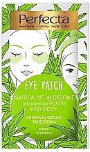 Parfums et Produits cosmétiques Patchs pour contour des yeux - Perfecta Eye Patch Aloe & Vitamins