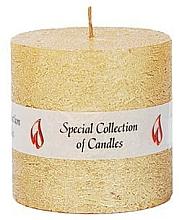 Parfums et Produits cosmétiques Bougie naturelle, 7,5 cm, Lueur dorée - Ringa Golden Glow Candle