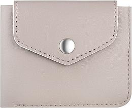 Parfums et Produits cosmétiques Portefeuille dans une boîte cadeau, taupe - Makeup Bi-Fold Wallet Taupe