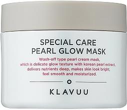 Parfums et Produits cosmétiques Masque à l'extrait de perles coréens pour visage - Klavuu Special Care Pearl Glow Mask