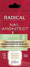 Parfums et Produits cosmétiques Reconstructeur d'ongles concentré - Farmona Radical Nail Architect