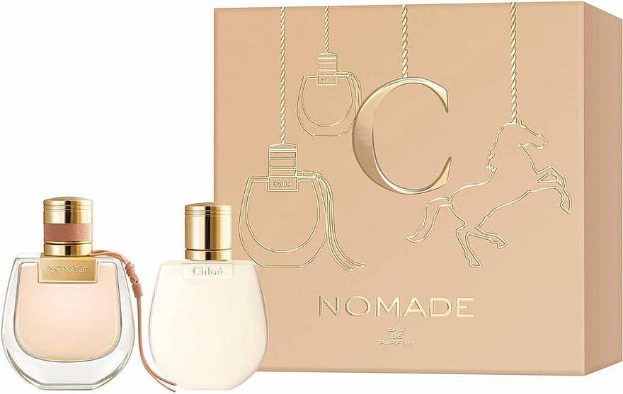 Chloe Nomade - Coffret cadeau (eau de parfum/50ml + lotion corps/100ml) — Photo N2