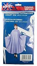 Parfums et Produits cosmétiques Cape de coupe, mauve, 150 x 175 cm - Ronney Professional Cutting Cape