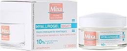 Parfums et Produits cosmétiques Crème à la glycérine et acide hyaluronique pour visage - Mixa Hyalurogel Moisturizing Face Cream