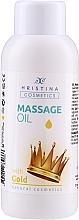 Parfums et Produits cosmétiques Huile de massage à la poudre d'or - Hristina Professional Gold Massage Oil