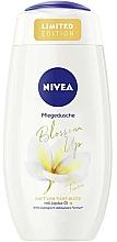 Parfums et Produits cosmétiques Gel douche - Nivea Blossom Up Tiare Shower Gel
