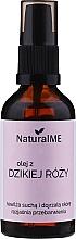 Parfums et Produits cosmétiques Huile de rose musquée - NaturalME (avec distributeur)
