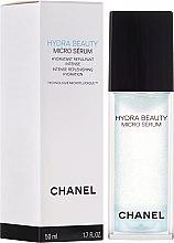 Parfums et Produits cosmétiques Sérum à l'extrait de camélia pour visage - Chanel Hydra Beauty Micro Serum
