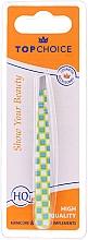 Parfums et Produits cosmétiques Pince à épiler , 76015, motif carrés - Top Choice