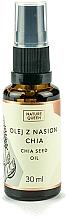Parfums et Produits cosmétiques Huile de graines de chia - Nature Queen Chia Seed Oil