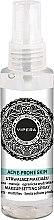 Parfums et Produits cosmétiques Spray fixateur de maquillage matifiant pour peaux mixtes, grasses et à problèmes - Vipera Cos-Medica Acne-Prone Skin Makeup Setting Spray