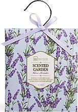 Parfums et Produits cosmétiques Sachet parfumé pour armoire, Lavande - IDC Institute Scented Garden Wardrobe Sachet