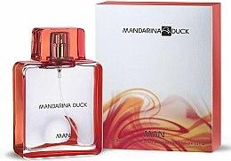 Parfums et Produits cosmétiques Mandarina Duck Man - Eau de toilette