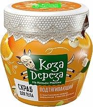 Parfums et Produits cosmétiques Gommage raffermissant au lait de chèvre pour corps - Fitokosmetik Koza Dereza