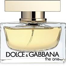 Parfums et Produits cosmétiques Dolce & Gabbana The One - Eau de parfum