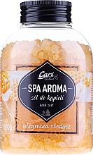 Parfums et Produits cosmétiques Sels de bain Douceur nourrissante - Cari Spa Aroma Salt For Bath