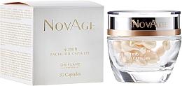 Parfums et Produits cosmétiques Capsules régénérantes aux huiles pour visage - Oriflame NovAge Nutri6 Facial Oil Capsules
