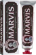 Parfums et Produits cosmétiques Dentifrice - Marvis Black Forest