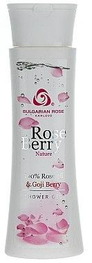 Gel douche à l'huile de rose bulgare et baies de goji - Bulgarian Rose Rose Berry Nature Gel — Photo N1