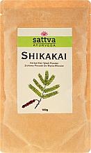 Parfums et Produits cosmétiques Poudre de Shikikai pour cheveux - Sattva