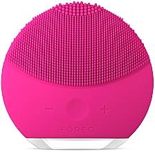 Parfums et Produits cosmétiques Brosse de nettoyage et massage spa à intensité réglable - Foreo Luna Mini 2 Fuchsia