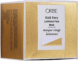 Parfums et Produits cosmétiques Masque à l'huile d'amande douce pour visage - Oribe Gold Envy Luminous Face Mask