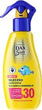 Parfums et Produits cosmétiques Lait solaire waterproof au panthénol pour enfants - DAX Sun Body Lotion SPF 30