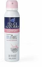 Parfums et Produits cosmétiques Déodorant spray sans alcool - Felce Azzurra Deo Deo Spray Comfort