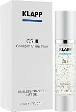 Parfums et Produits cosmétiques Concentré à la vitamine A et E pour visage - Klapp Collagen CSIII Concentrate Transfer Lift