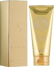 Parfums et Produits cosmétiques Mousse nettoyante au filtrat de bave d'escargot pour visage - Elizavecca Face Care 24k gold snail Cleansing Foam