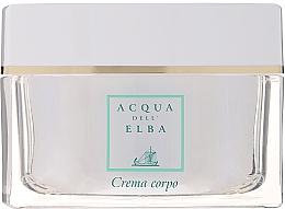 Parfums et Produits cosmétiques Acqua dell Elba Arcipelago Women - Crème à l'acide hyaluronique pour corps