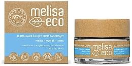 Parfums et Produits cosmétiques Crème à l'aloe vera pour visage - Melisa Eco