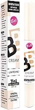 Parfums et Produits cosmétiques Correcteur enlumineur pour contour des yeux - Bell BB Cream Lightening 7in1 Eye Concealer