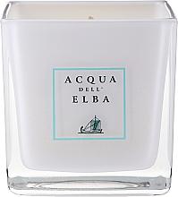 Parfums et Produits cosmétiques Bougie parfumée en verre, Brise de mer - Acqua Dell Elba Brezza Di Mare Candle